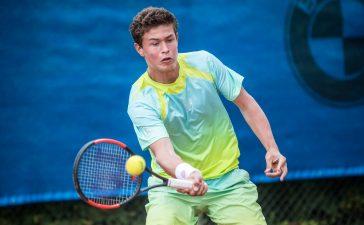 Эрик Ваншельбойм выиграл турнир в Аньнине