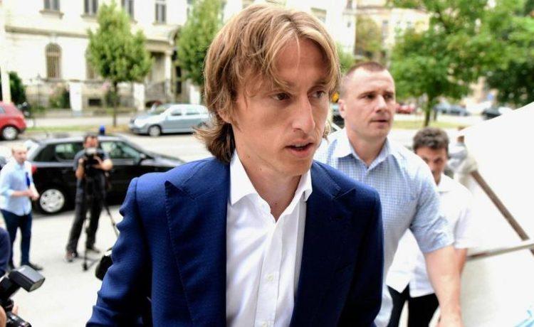 Лука Модрич