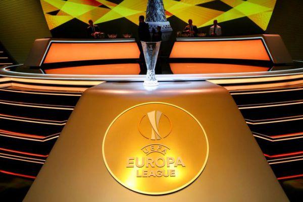 Жеребьевка 1: Лига Европы. Жеребьевка 1/8 финала. ОНЛАЙН