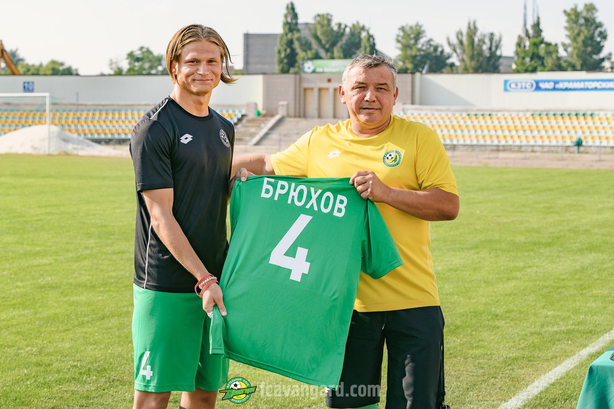 Илья Брюхов