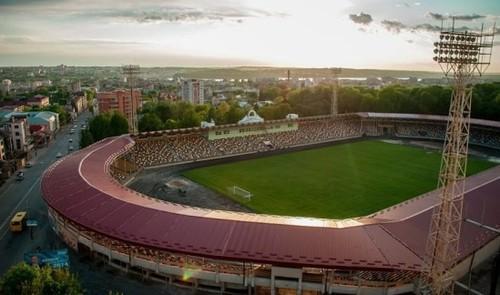 Стадион Тернополь