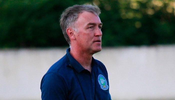 Кристалл отправил в отставку главного тренера
