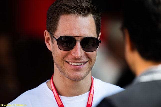 Стоффель Вандорн: Надеюсь выиграть гонку в этом году