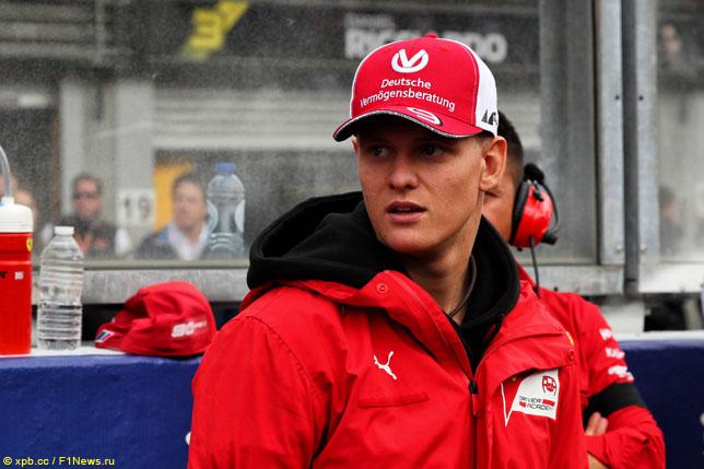 Мик Шумахер: Я готов к Формуле 1