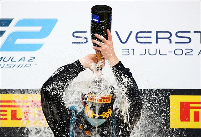 Формула 2: Дэн Тиктум выиграл воскресный спринт