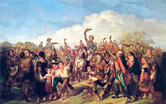 Историческая справка: Бразилия, Сан-Паулу