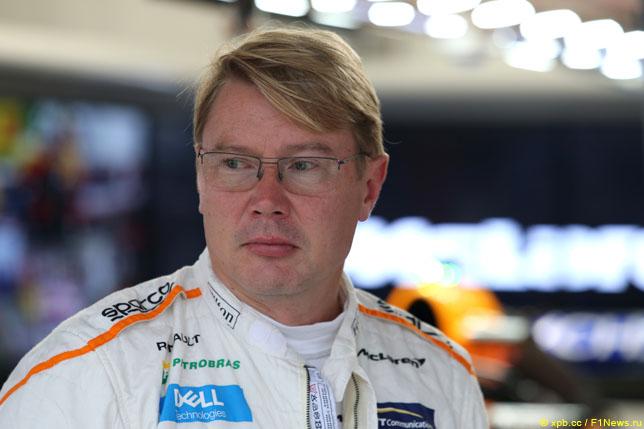 Хаккинен: Боттасу нужно опередить только одного гонщика