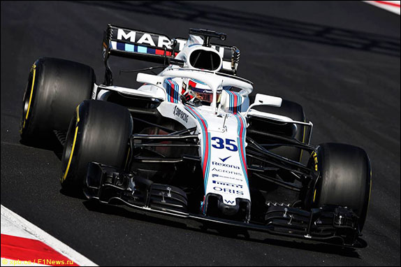 Итоги сезона: Williams Martini Racing