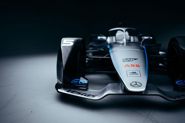 Формула E: Mercedes-Benz станет поставщиком Venturi