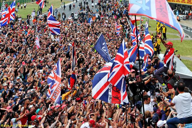 В Великобритании не смогут перенести дату гонки 2020 года