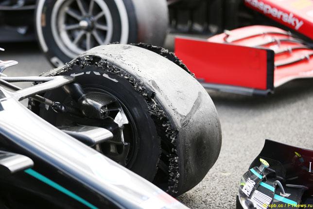Тото Вольфф: Проблемы с шинами и DAS никак не связаны