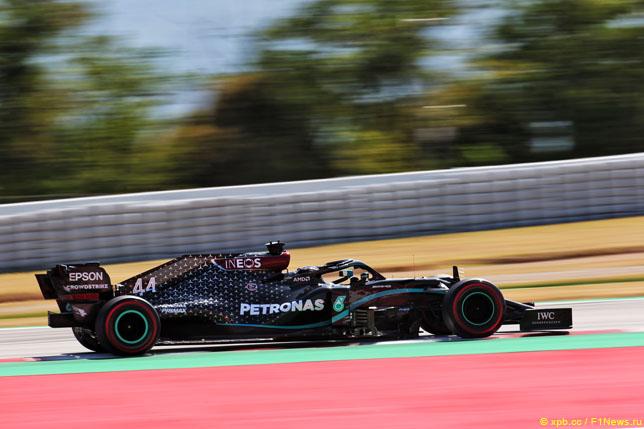 В Mercedes готовятся к борьбе с Максом Ферстаппеном