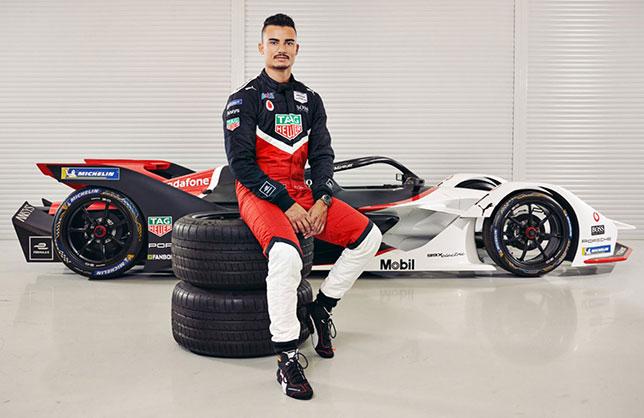 Формула E: Паскаль Верляйн переходит в Porsche