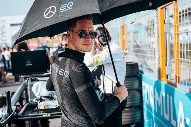 Стоффель Вандорн о контракте с Mercedes