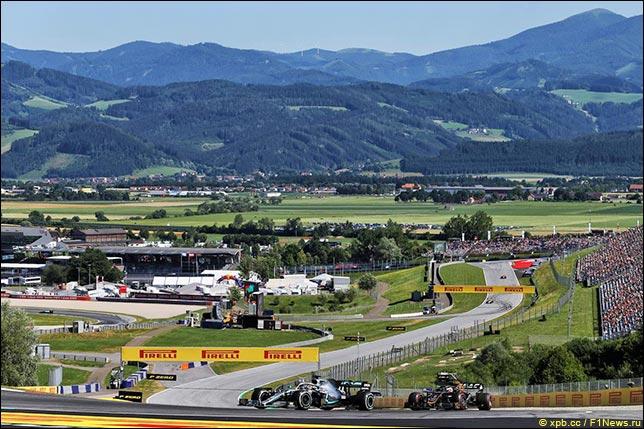Гран При Австрии: Прогноз погоды на гонку