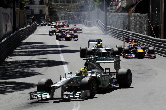 Тото Вольфф о Гран При Монако