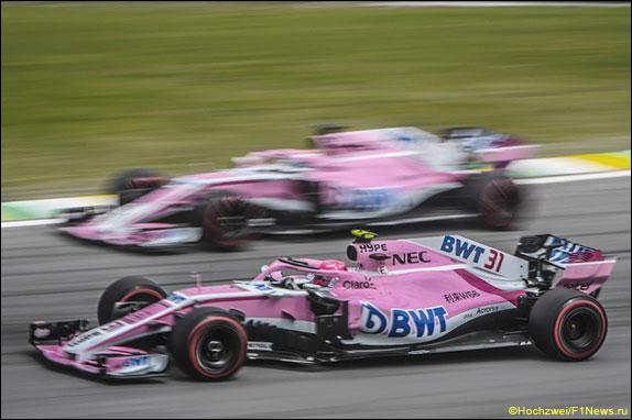 Итоги сезона: Racing Point Force India