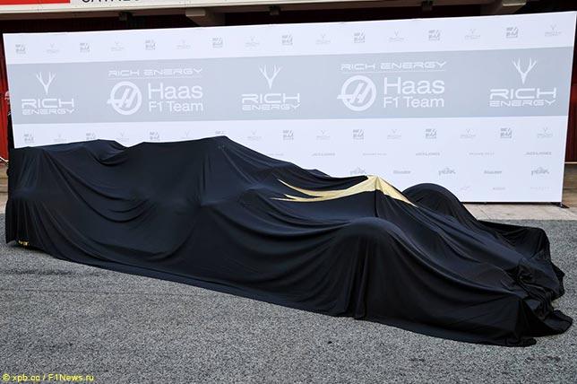 В Haas F1 представят машину 19 февраля