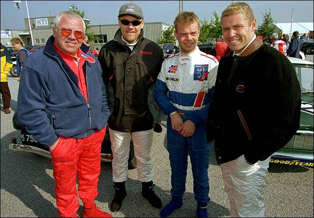 Умер первый датский гонщик Формулы 1 Том Белсо