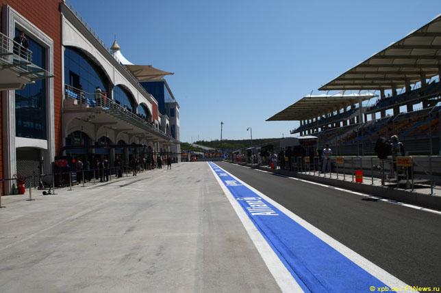 В Турции хотят принимать Формулу 1 после 2020 года