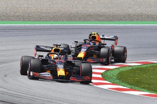 В Mercedes опасаются скорости Red Bull в Венгрии
