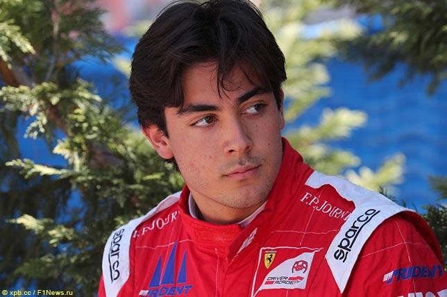 Джулиано Алези: Быть частью семьи Ferrari – большая честь!