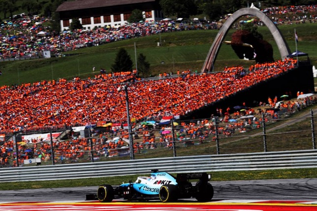 Робсон: Начинать сезон на австрийской трассе непросто