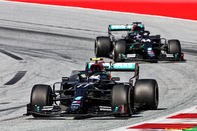 В Mercedes решили проблему с коробкой передач