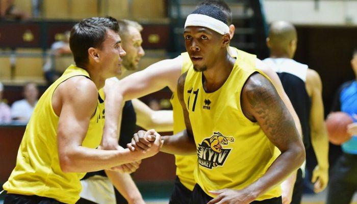 Киев-Баскет накануне ответного матча с Капфенбергом проведет открытую тренировку
