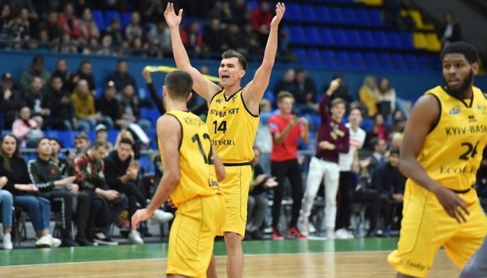 Киев-Баскет разгромил Одессу с разницей в 39 очков
