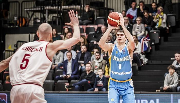 Матчи сборной Украины в отборе на Евробаскет могут перенести на следующий год