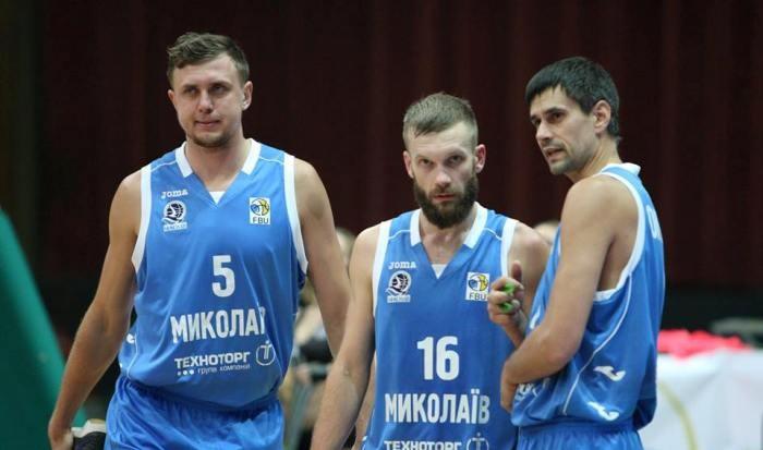 МБК Николаев проиграл во втором матче литовского сбора