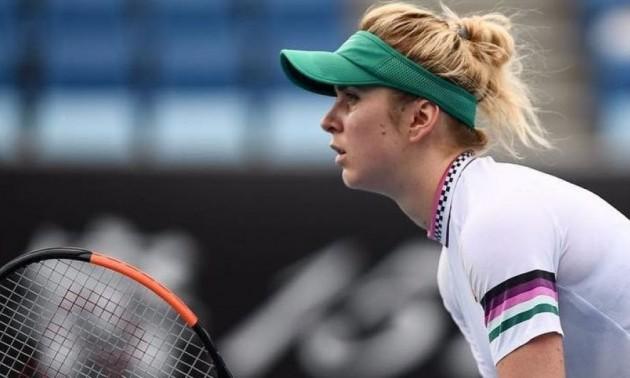 Світоліна відкриє восьмий день Australian Open