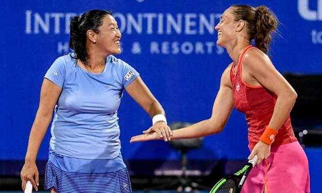 Бондаренко програла у парному розряді на турнірі у Хуахіні