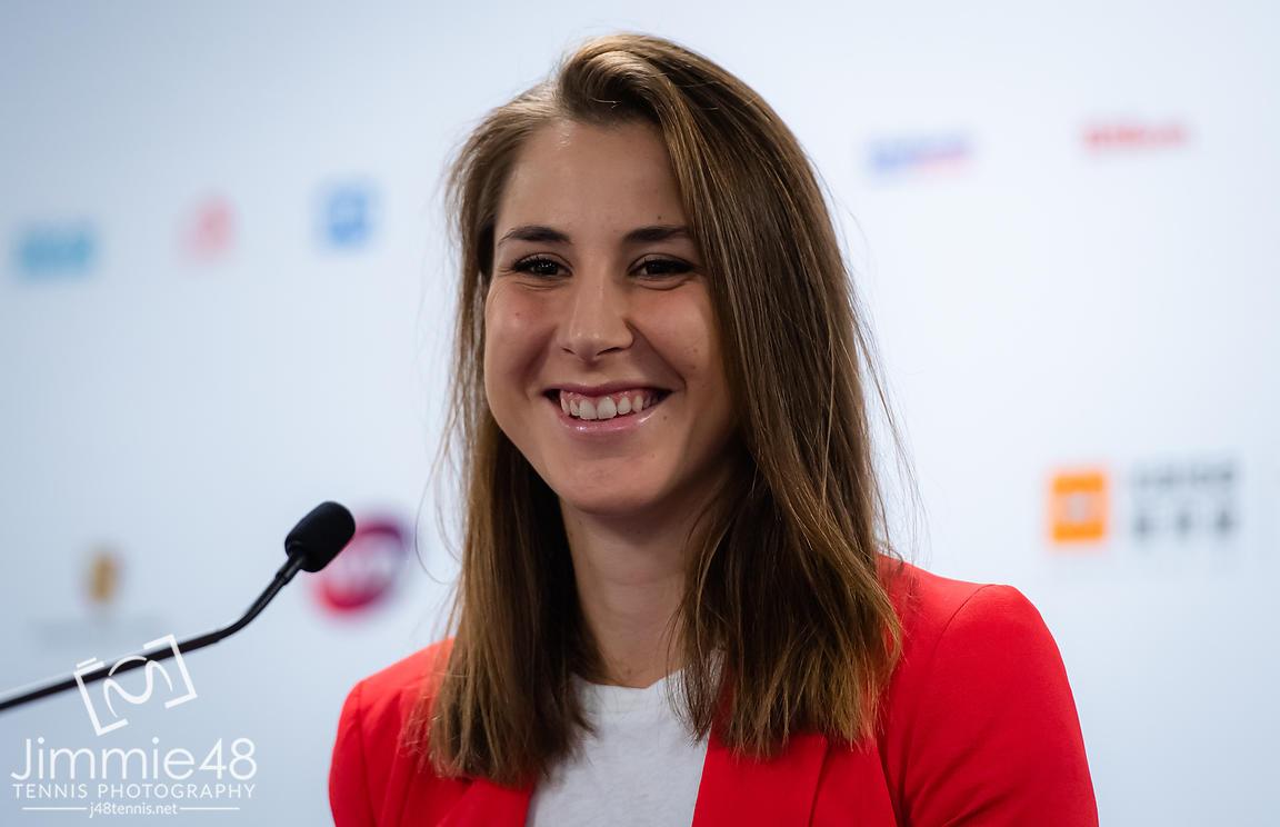 Світоліна - Бенчич: анонс і прогноз півфіналу Підсумкового турніру WTA