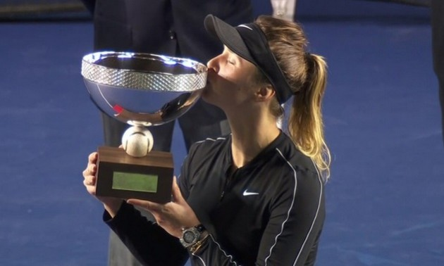 Світоліна здобула 14-й титул в кар'єрі