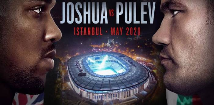 Пулєв анонсував бій із Джошуа