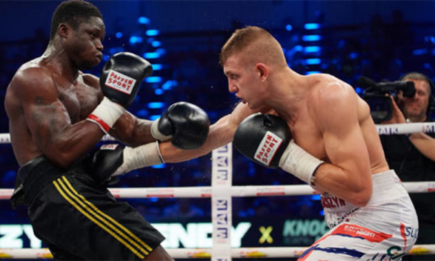 Перспективний український боксер погодився на операцію руки