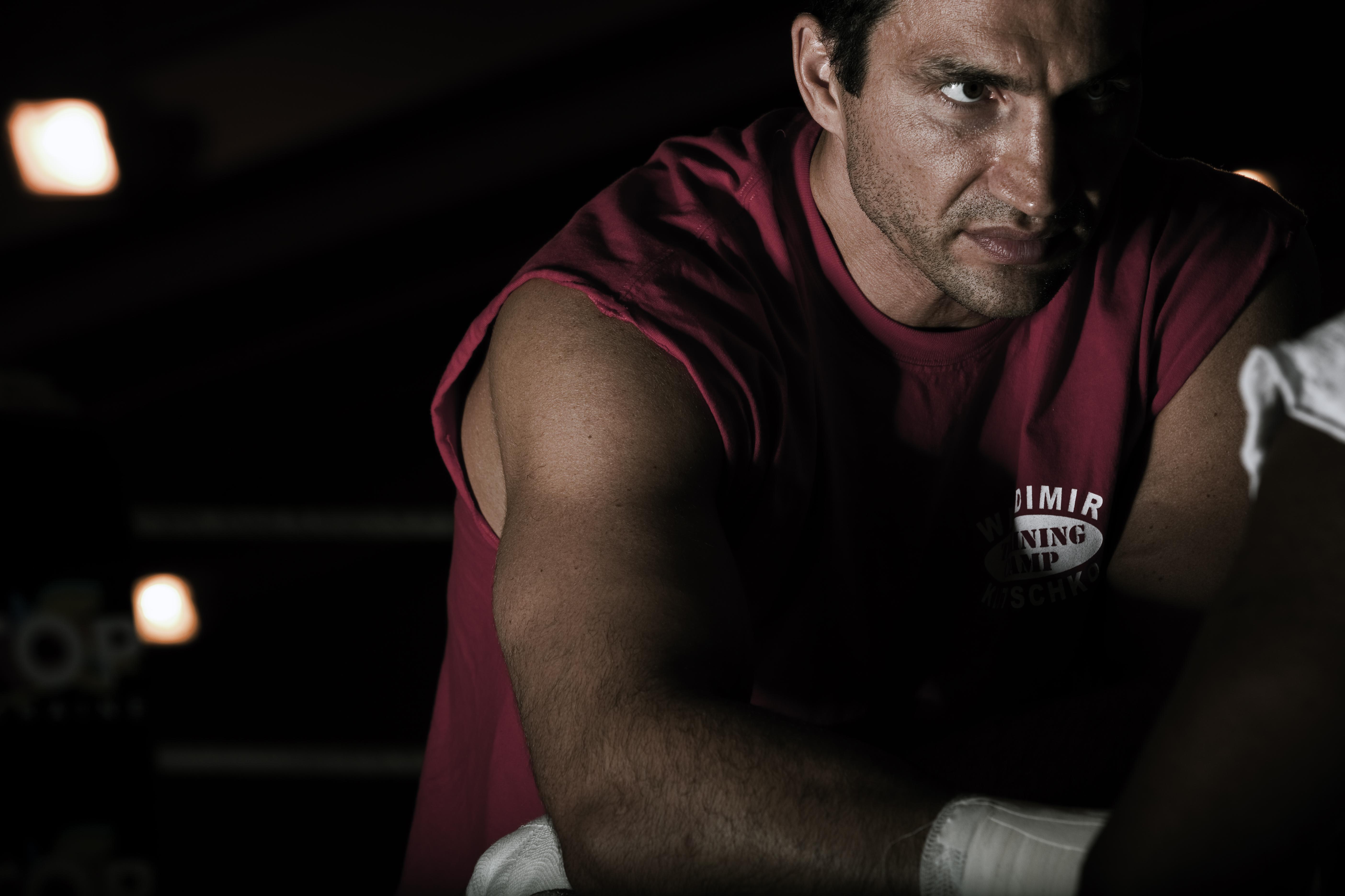 Як Володимир Кличко косив від тренувань. Маловідомі факти з життя чемпіона