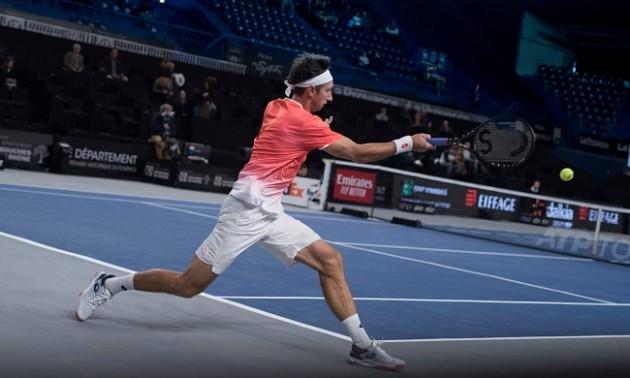 Стаховський програв росіянину у першому матчі на турнірі в Ліллі