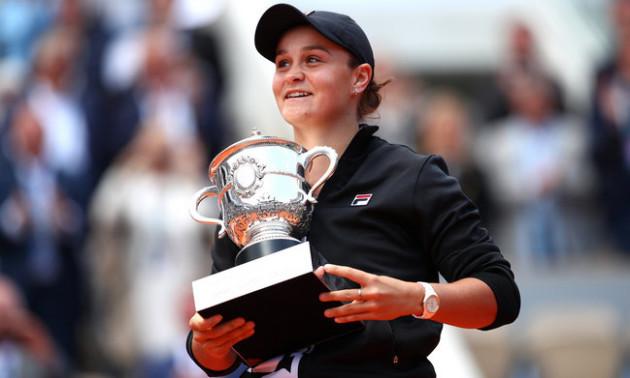 Барті перемогла Квітову і вийшла до півфіналу Australian Open