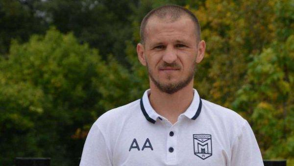 Олександр Алієв вирішив змінити професію