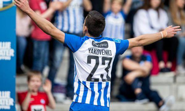 Українець забив знущальний гол у чемпіонаті Данії (ВІДЕО)