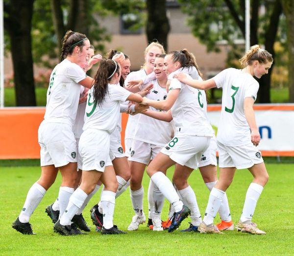 Жіноча збірна України (U-19) програла Ірландії у відборі Євро-2020
