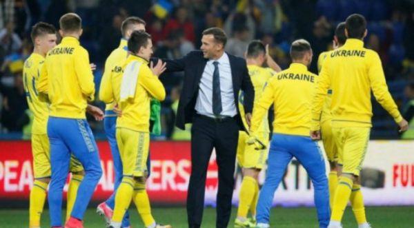 Збірна України планує провести спаринг перед Євро-2020