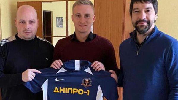 """Офіційно. """"Дніпро-1"""" підписав українського легіонера з Європи (+ФОТО)"""