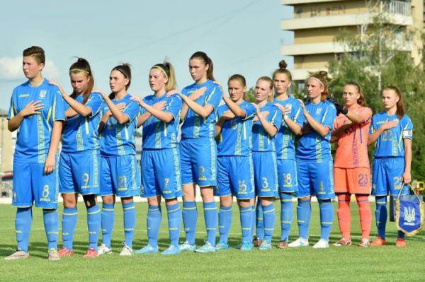 Жіноча збірна України (U-19) здобула вольову звитягу над чорногорками