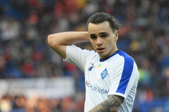 Шапаренко сказав правду про свій виклик у молодіжну збірну
